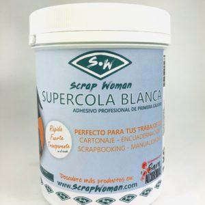 Super Cola Blanca ScrapWoman – 1 Kg.