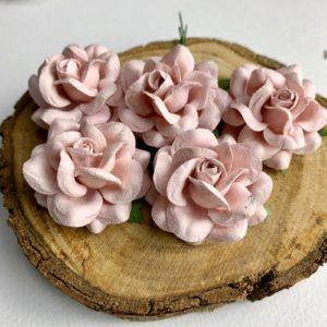 Ramillete de 5 Rosas Sareras